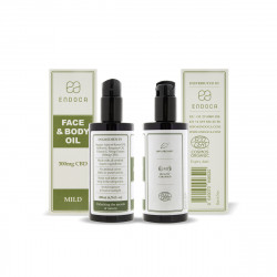 Endoca CBD Face and body oil 300 mg, 200 ml Root